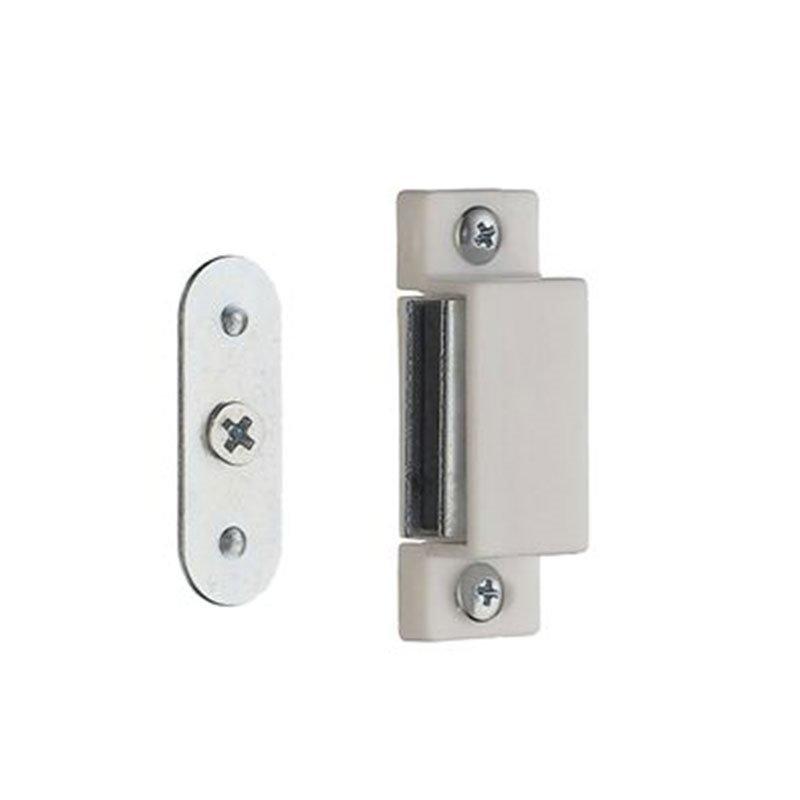 Beslagsboden Magneettilukko 2 kpl B300 Valkoinen