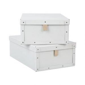 Bigso Box Viktor Laatikko 2 Pack