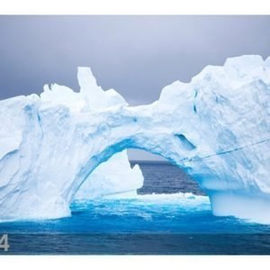 Bilder-Welten Kuvatapetti Arc Of Ice 400x280 Cm