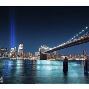 Bilder-Welten Kuvatapetti Wtc Memorial Lights 400x280cm