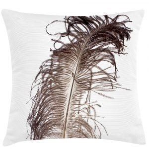 Bloomingville Feathers Tyyny 45x45 Cm