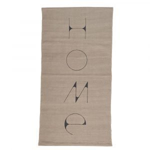 Bloomingville Home Matto Beige 60x120 Cm
