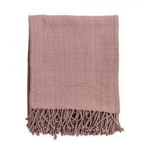 Bloomingville Huopa Harmaa / Vaaleanpunainen 130x170 Cm