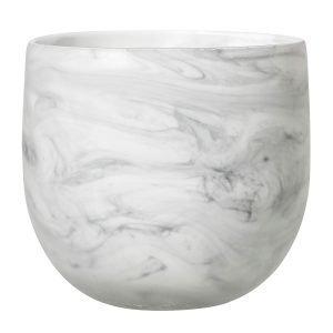 Bloomingville Kukkaruukku Valkoinen 15 Cm