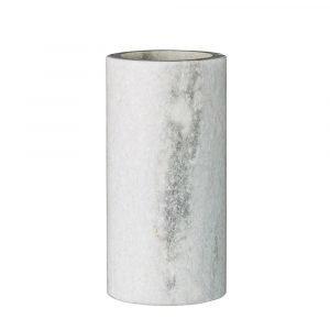 Bloomingville Marble Maljakko Valkoinen 25 Cm