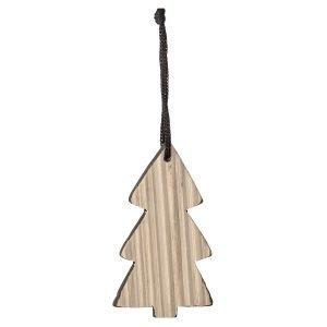 Bloomingville Ornament Joulukuusi Puu 10 Cm
