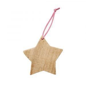 Bloomingville Ornament Tähti Puu 9