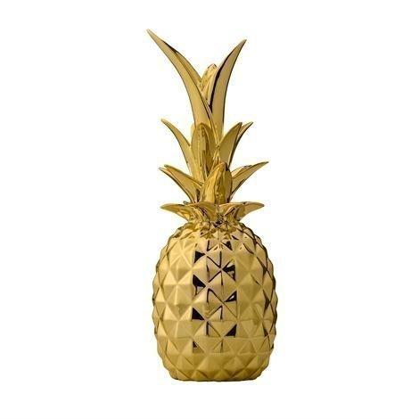 Bloomingville Pineapple Koriste Kulta