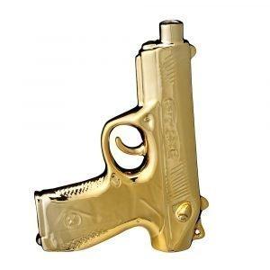 Bloomingville Pistol Maljakko Kulta