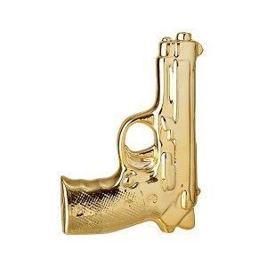 Bloomingville Pistol Vaasi Kulta