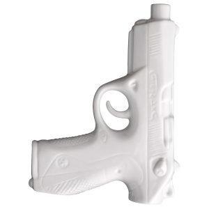 Bloomingville Pistol Vaasi Valkoinen