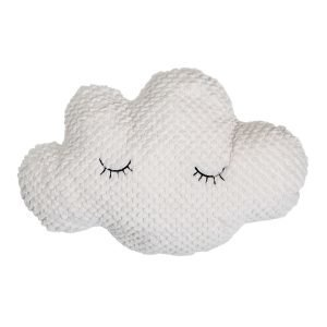 Bloomingville Tyyny Pilvi Valkoinen