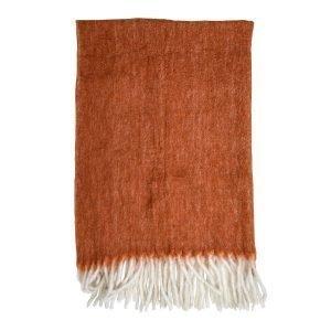 Bloomingville Wool Viltti Oranssi