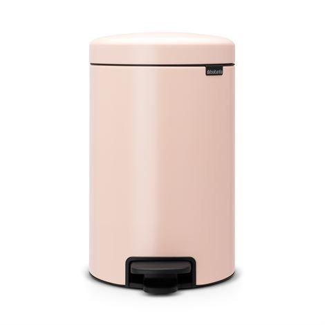 Brabantia New Icon Poljinroskis 12 Litraa clay Pink Vaaleanpunainen