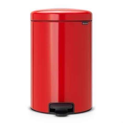 Brabantia New Icon Poljinroskis 20 Litraa Passion Red Punainen