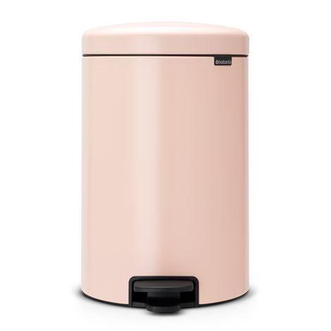 Brabantia New Icon Poljinroskis 20 Litraa clay Pink Vaaleanpunainen