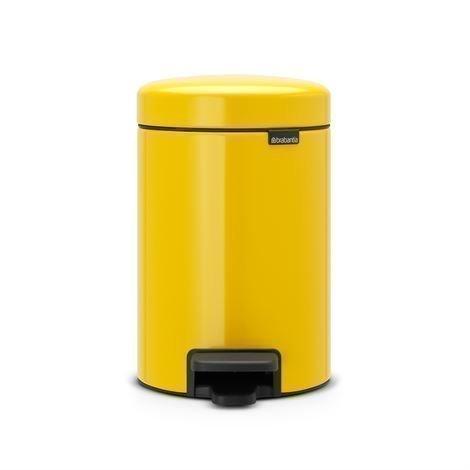 Brabantia New Icon Poljinroskis 3 Litraa Daisy Yellow Keltainen