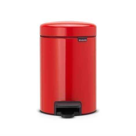 Brabantia New Icon Poljinroskis 3 Litraa Passion Red Punainen