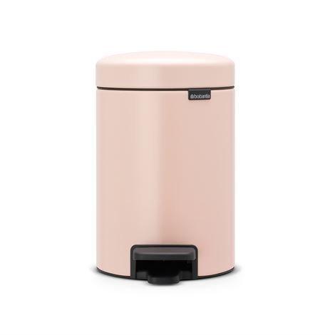 Brabantia New Icon Poljinroskis 3 Litraa clay Pink Vaaleanpunainen
