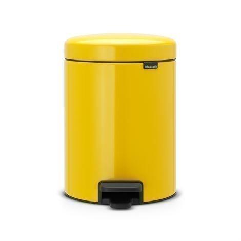 Brabantia New Icon Poljinroskis 5 Litraa Daisy Yellow Keltainen