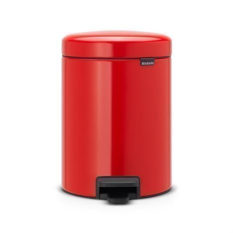 Brabantia New Icon Poljinroskis 5 Litraa Passion Red Punainen