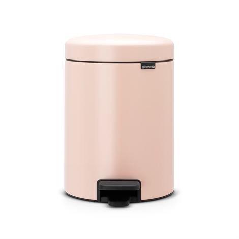 Brabantia New Icon Poljinroskis 5 Litraa clay Pink Vaaleanpunainen