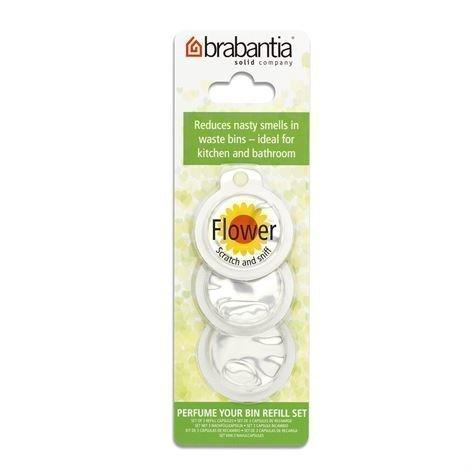 Brabantia Perfume Your Bin Tuoksutyyny Kukka Täyttöpakkaus