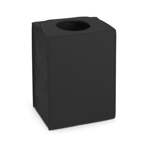 Brabantia Pyykkikori Kankainen Nelikulmainen 55 L Musta