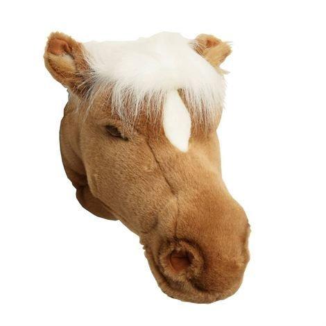 Brigbys Hevospehmolelun Pää Seinälle Hevonen