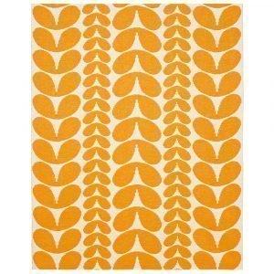 Brita Sweden Karin Matto Oranssi 150x200 Cm
