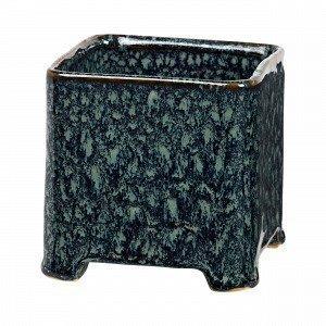 Broste Copenhagen Annie Square S Pot Ruukku Musta 10x10 Cm