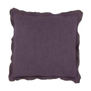 Broste Copenhagen Edge Tyynynpäällinen Violetti 50x50 Cm