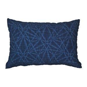 Broste Copenhagen Lea Tyynynpäällinen Insignia Blue 40x60 Cm