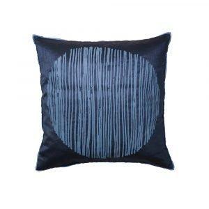 Broste Copenhagen Linear Tyynynpäällinen Sininen 50x50 Cm