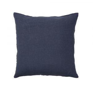 Broste Copenhagen Linen Tyynynpäällinen Sininen 50x50 Cm