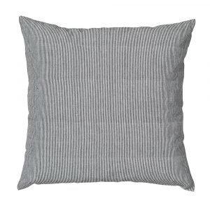 Broste Copenhagen Nava Tyynynpäällinen Valkoinen / Musta 50x50 Cm