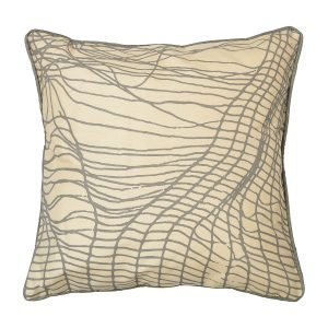 Broste Copenhagen Net Tyynynpäällinen Golden Fleece 40x40 Cm