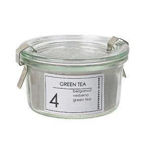 Broste Copenhagen Tuoksukynttilä 8h Green Tea