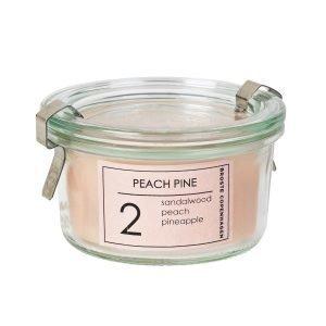 Broste Copenhagen Tuoksukynttilä 8h Peach Pine