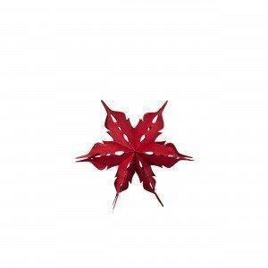 Broste Copenhagen Vener Decoration Star Koristetähti Joulunpunainen 20x20 Cm