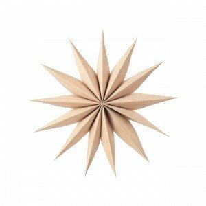 Broste Copenhagen Venok Decoration Star Koristetähti Kermanvalkoinen 30x30 Cm