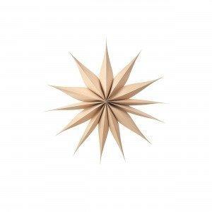 Broste Copenhagen Venok Decoration Star Koristetähti Kermanvalkoinen 70x70 Cm