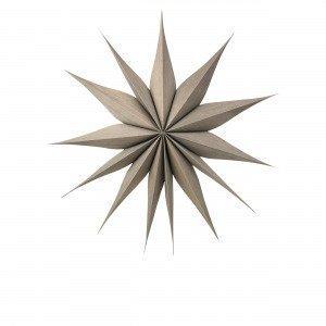 Broste Copenhagen Venok Decoration Star Koristetähti Luonnonvalkoinen 70x70 Cm