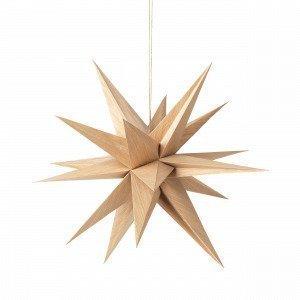 Broste Copenhagen Venus Decoration Star Koristetähti Kermanvalkoinen 55x55 Cm