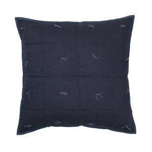Broste Copenhagen Vicky Tyynynpäällinen Insignia Blue Quilt 50x50 Cm
