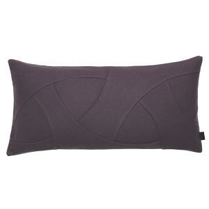 By Lassen Flow Tyyny Plum 35x70 Cm