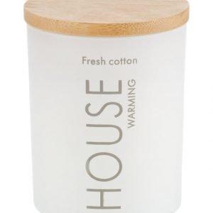 Casa Stockmann Fresh Cotton Tuoksukynttilä