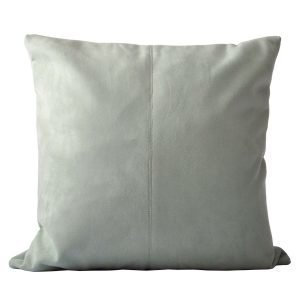 Ceannis Fake Suede Tyynynpäällinen Dusty Blue 50x50 Cm