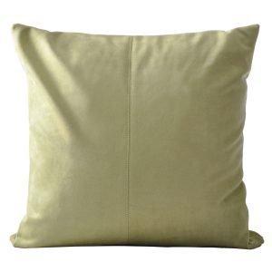 Ceannis Fake Suede Tyynynpäällinen Dusty Green 50x50 Cm