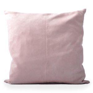 Ceannis Fake Suede Tyynynpäällinen New Dusty Pink 50x50 Cm